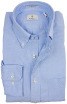 Gant Oxford shirt lichtblauw Diamond G