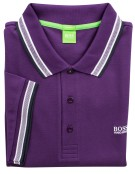 Hugo Boss Baddy polo paars