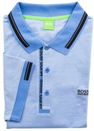 Hugo Boss polo Baule blauw