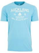 New Zealand Stillwater T-shirt blauw