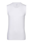 OLYMP Level Five t-shirt wit tanktop katoen-stretch