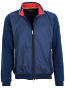 Paul & Shark Watershed vest blauw
