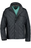 State of Art quilted jack navy motief