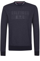 Tommy Hilfiger Banker sweater donkerblauw