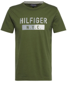 Tommy Hilfiger Big & Tall t-shirt groen