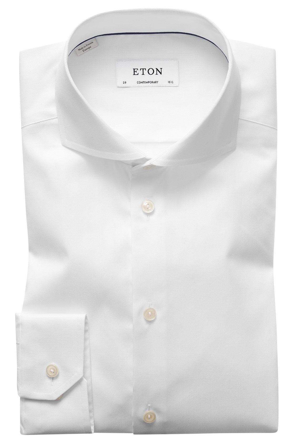 SALE Eton dress shirt white Contemporary