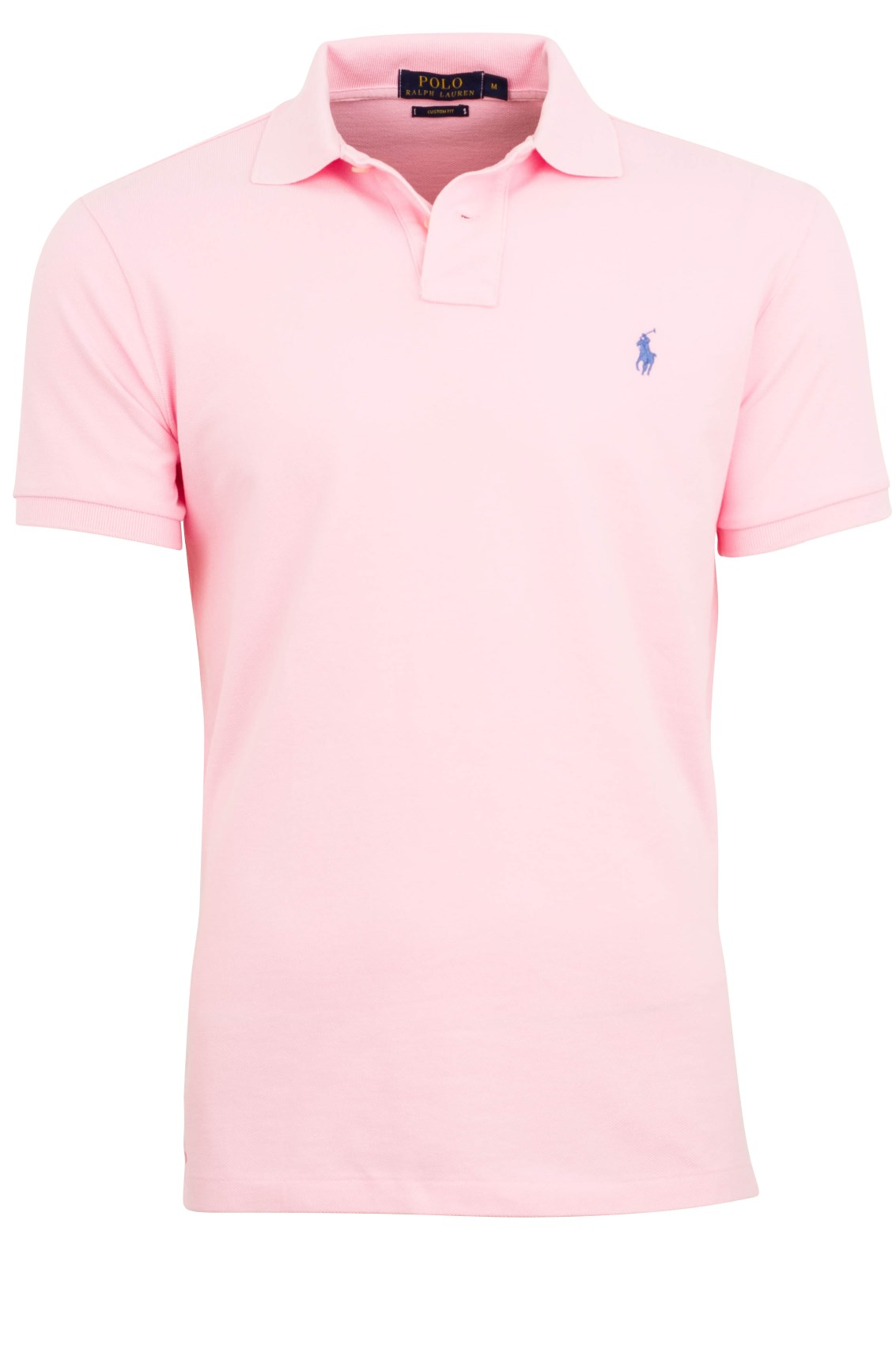 Ralph Lauren polo custom fit carmel pink