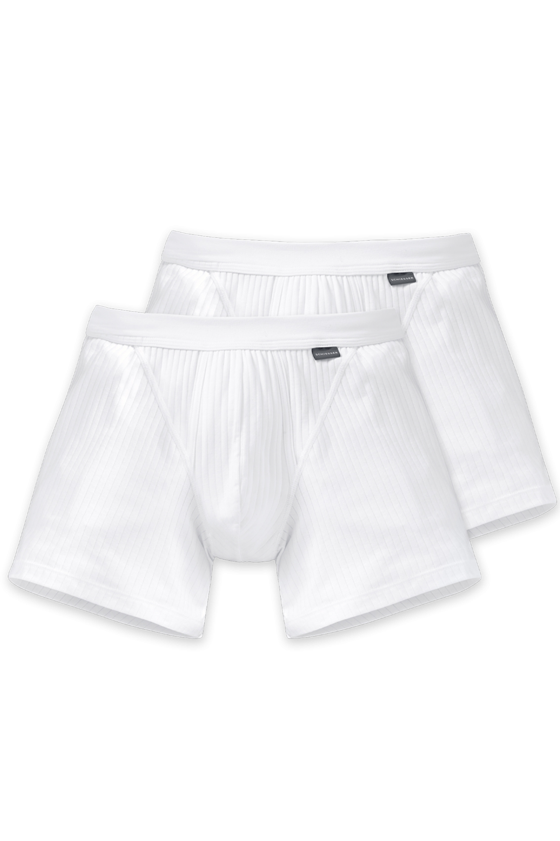 Schiesser boxershort Authentic wit
