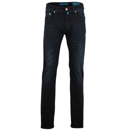 Pierre Cardin futureflex jeans navy Lyon Tapered