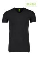 Alan Red T-shirt Zwart Normale fit