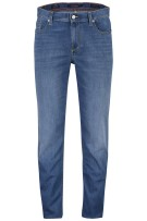 Alberto jeans regular slim fit blauw 5-pocket