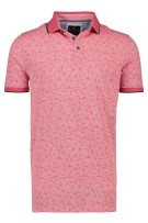 Baileys Polo Roze Print Wijde fit Extra Lang