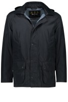 Barbour Bann jas donkerblauw waterproof