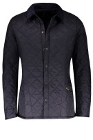 Barbour Heritage Liddesdale quilted jack navy