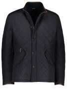 Barbour jas navy Power Quilt