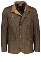 Barbour waxjas bruin lightweight ogston