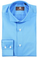Blauw shirt Circle of Gentlemen