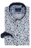 Bloemenprint shirt Giordano Regular Fit