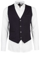 Blue Industry vest mouwloos donkerblauw