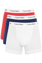 Calvin Klein boxers rood/wit/blauw 3-pack