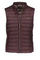 Camel Active bodywarmer bordeaux