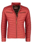 Camel Active Jas Rood Effen Normale fit