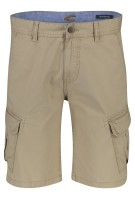 Camel Active Short Beige Effen Normale fit