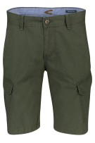 Camel Active Short Groen Effen Normale fit