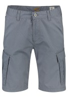 Camel Active shorts Grijs Print Normale fit