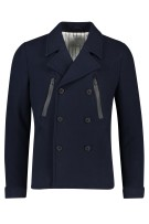 Cast Iron cult classic coat navy