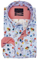 Casual shirt Portofino button down  regular fit