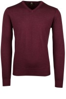 Circle of Gentlemen Magar pullover bordeaux wol