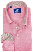 Culture shirt roze casual button  under