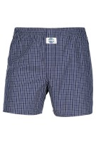 Deal Boxershort Donkerblauw Geruit Normale fit