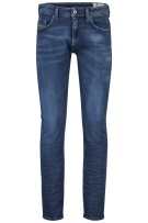 Diesel 5-pocket Thommer blauw