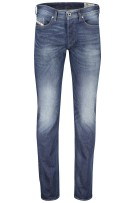 Diesel jeans Buster blauw regular slim 5-pocket