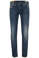Diesel Thommer jeans stretch 5-pocket blauw