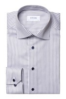 Eton shirt Contemporary Fit gestreept