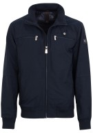Fortezza Jas Donkerblauw Effen Normale fit