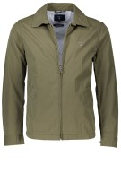 Gant jas groen ´the windcheater´