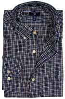 Gant overhemd button down geruit