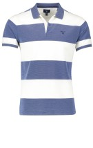 Gant Oxford Stripe polo blauw