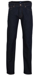 Gant spijkerbroek Dark Blue regular straight