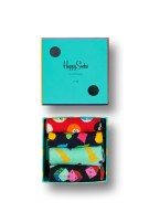 Gift Box Happy Socks Game Night multicolor