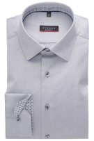 Grijs shirt Eterna Modern Fit
