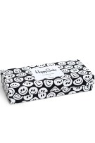Happy Socks Black White Gift Box