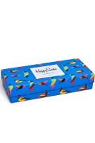 Happy Socks Forest Gift Box blauw