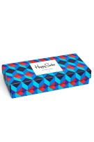 Happy Socks Nautical Gift Box zwart blauw navy