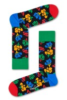 Happy Socks Tree Sock groen blauw