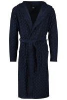 Hugo Boss badjas Terry Gown donkerblauw